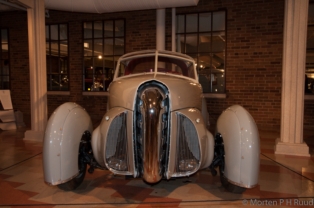 Day 7 – Car museums in Auburn (IN)
