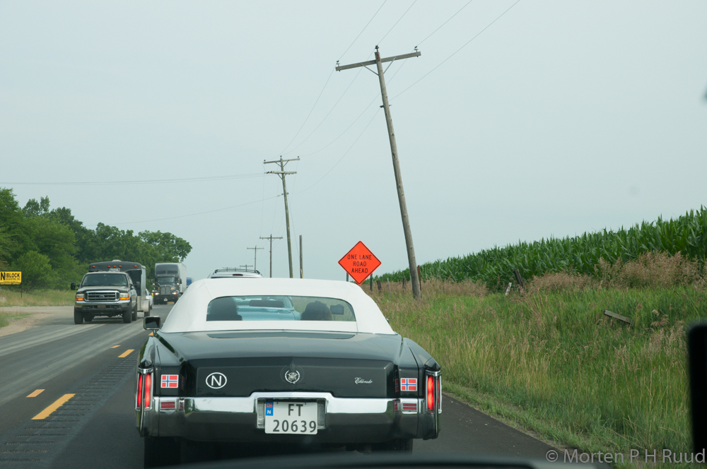Day 8 – Fort Wayne (IN) to Alsip (IL)